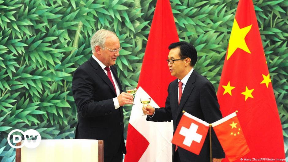 Schweizer Handelsdeal mit China klammert Menschenrechte aus