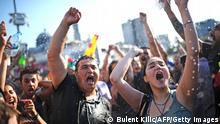 Erneute Proteste in der Türkei 06.07.2013