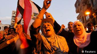 Anti-Mursi Demonstranten in Kairo (Foto:REUTERS/Louafi Larbi )