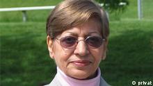 Iranische Literaturwissenschaftlerin Maliheh Tiregool