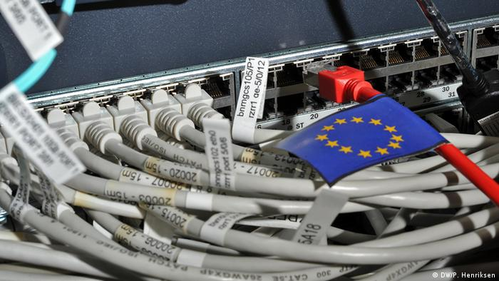 EU will Vertrauen in digitale Revolution fördern