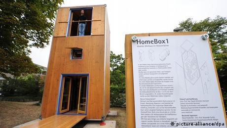 Tall and thin HomeBox