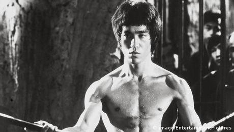 Bruce Lee Enter The Dragon 1973 (Copyright: imago/EntertainmentPictures)