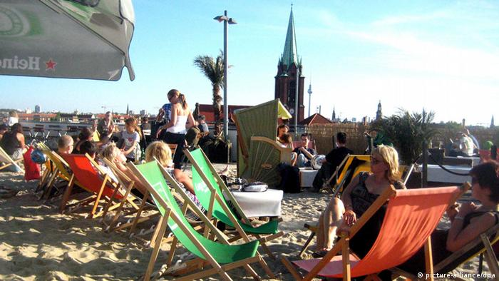 Beach Club u Berlinu