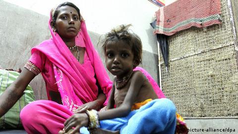 armut in indien fakten