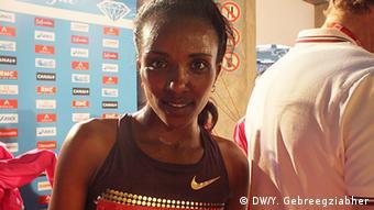 Tirunesh Dibaba Äthiopien Stade de France