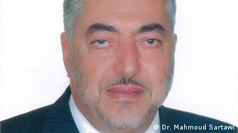 Prof. Dr. Mahmoud Sartawi professor of Islamic jurisprudence - the University of Jordan. Copyright: Dr. Mahmoud Sartawi via Hassan Znined, DW