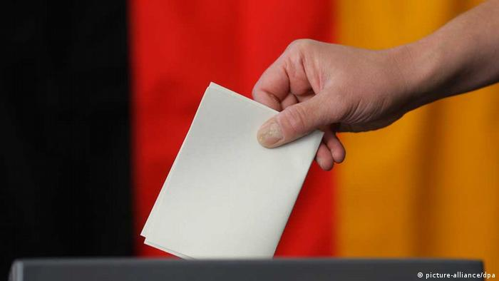 Bundestagswahl (picture-alliance/dpa)