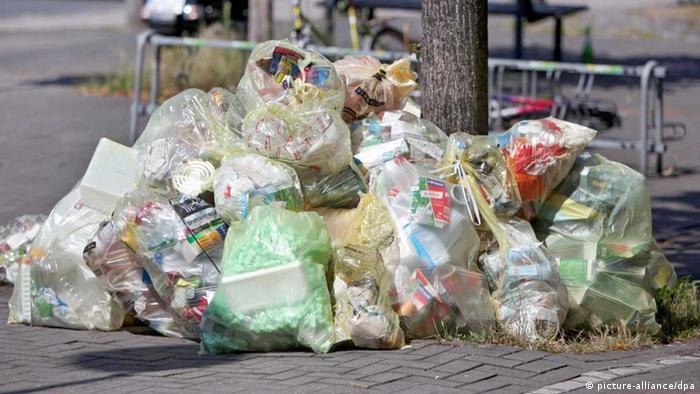 Otpad na ulici