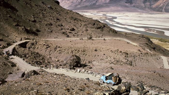 Karakorum Highway zwischen Pakistan und China (imago)