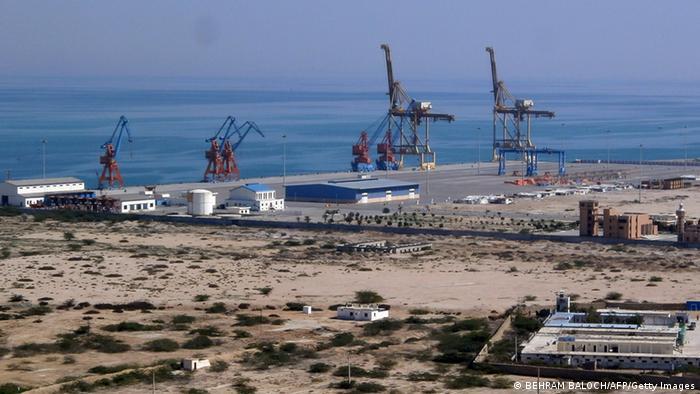 Hafen von Gwadar Pakistan