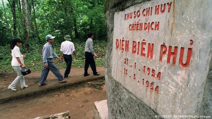 Grenze Vietnam und Laos