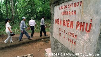 Dien Bien Phu, en la frontera entre Vietnam y Laos.