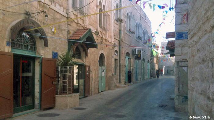 Star Street in Bethlehem