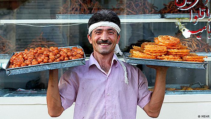 Bildergalerie Ramadan Iran