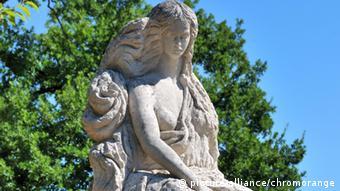 Статуя Лорелей