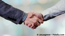 Symbolbild Korruption