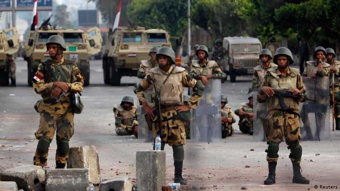 Ministar unutrašnjih poslova Egipta Muhammed Ibrahim je izjavio da će biti poduzete opsežne operacije kako bi se okončale masovne demonstracije u toj zemlji