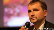 Ukraien Historiker Volodymyr Viatrovych
