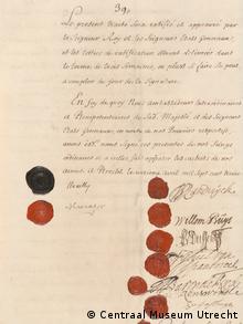 Der Friedensvertrag von Utrecht