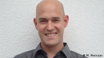 Markus Meinzer, Tax-Justice Netzwork (Foto: privat)