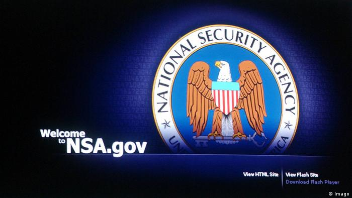 Screenshot der Website der NSA (Archivfoto: Imago)