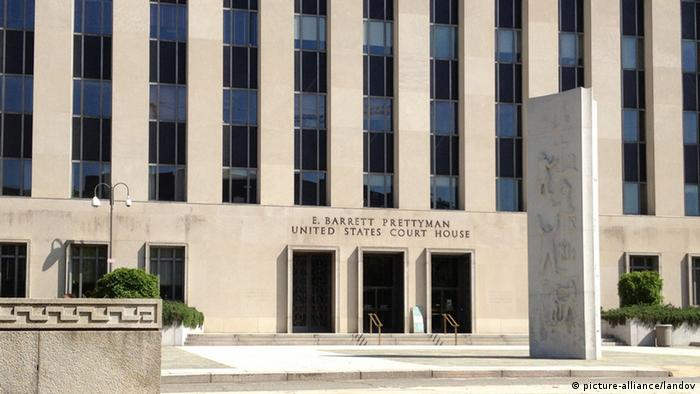 The U.S. Court of Appeals for the D.C. Circuit, the E. Barrett Prettyman building - United States