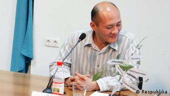 Сергей Зелепухин на пресс-конференции
