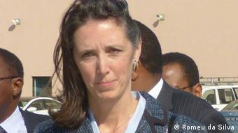 Jennifer Toping, vom UNDP