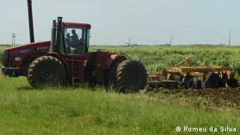 Minenräumung in Mosambik