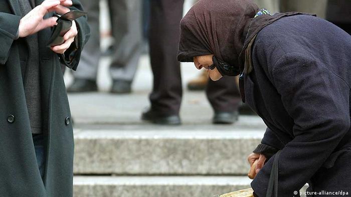Migranten Senioren Deutschland Armut