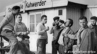 4 εκ. Ιταλοί ήρθαν ως οικονομικοί μετανάστες στη Γερμανία.