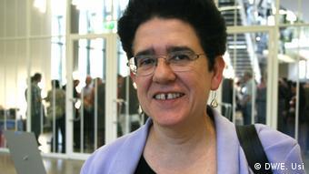 Martha Zapata, académica de la FU.