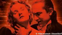 Dracula Lugosi. Sonderausstellung im Filmmuseum Düsseldorf vom 28. Juni bis 13. Oktober 2013. ***Das Pressebild darf nur in Zusammenhang mit einer Berichterstattung über die Ausstellung verwendet werden***