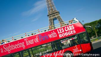 Bildergalerie beliebte Reiseziele Frankreich Paris