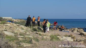 На южном берегу Иссык-Куля развивают экотуризм