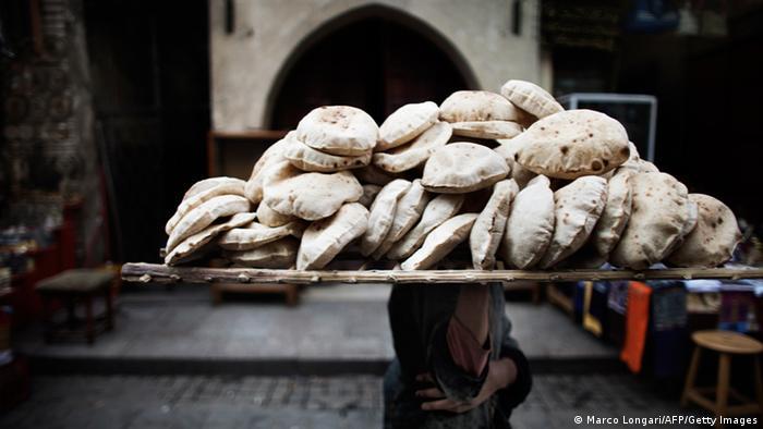 Ägypten Brot Verkauf in Kairo Archiv 2012 (Marco Longari/AFP/Getty Images)