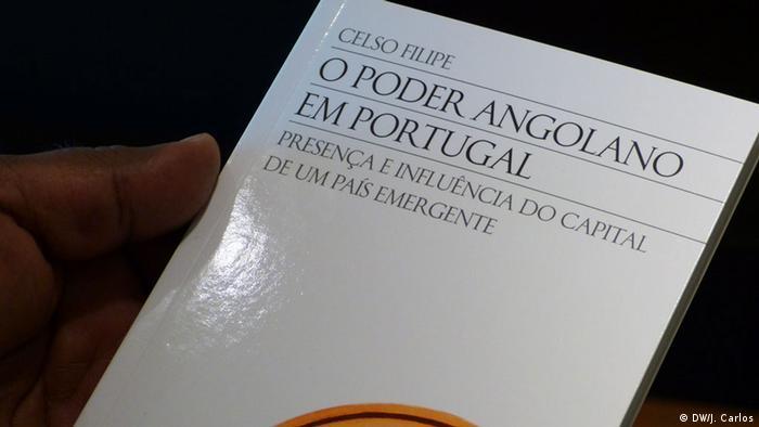 Celso Filipe apresenta O Poder Angolano em Portugal