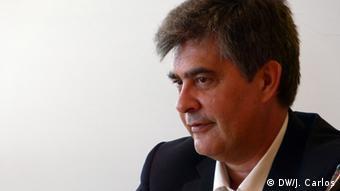 O jornalista Celso Filipe é considerado um dos especialistas portugueses na África lusófona