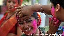 Holi, Pesta Warna-Warni di India