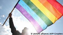 Gay Pride Fahne