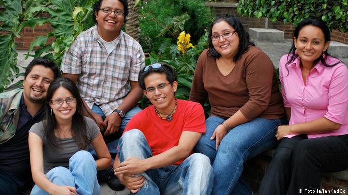 Studenten Lateinamerika