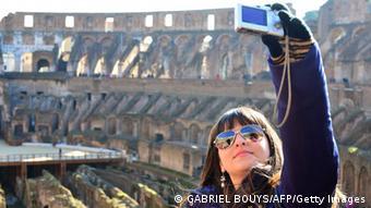 Bildergalerie beliebte Reiseziele Italien Rom Colosseum