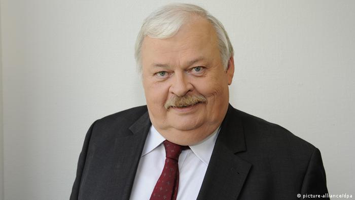 Der SPD-Politiker Guntram Schneider, Minister für Arbeit, Integration und Soziales in der Landesregierung von Nordrhein-Westfalen, Foto: Horst Galuschka