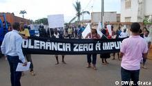 Protest gegen Korruption auf Sao Tome e Principel