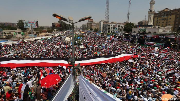 Pro-Mursi-Demonstration in Ägypten (Foto: AFP/Getty Images)