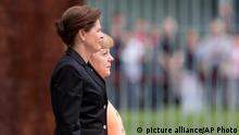 Alenka Bratusek Premierminsterin Slowenien zu Besuch in Berlin