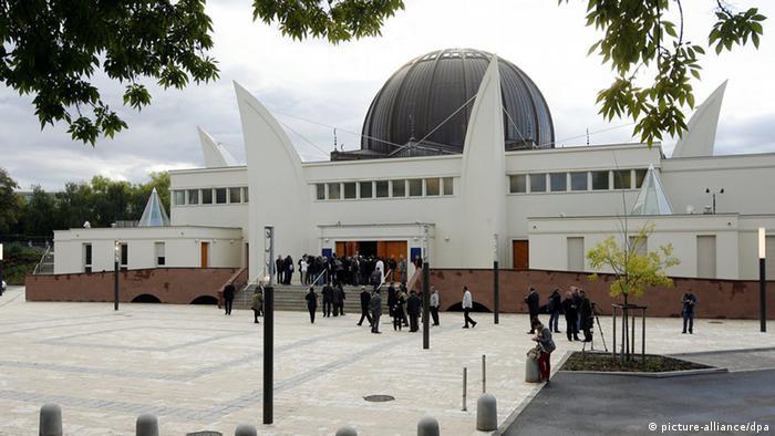 La gran mezquita de Estrasburgo dejaría de ser la mayor si se erige el proyecto que promueve la asociación Millî Görüs.