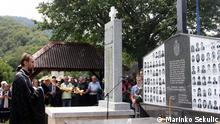 Serben Denkmal