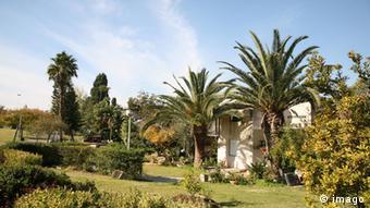 Kibbutz in Israel Wohnanlage im Kibbutz Dalia